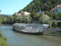 Murinsel - Graz
